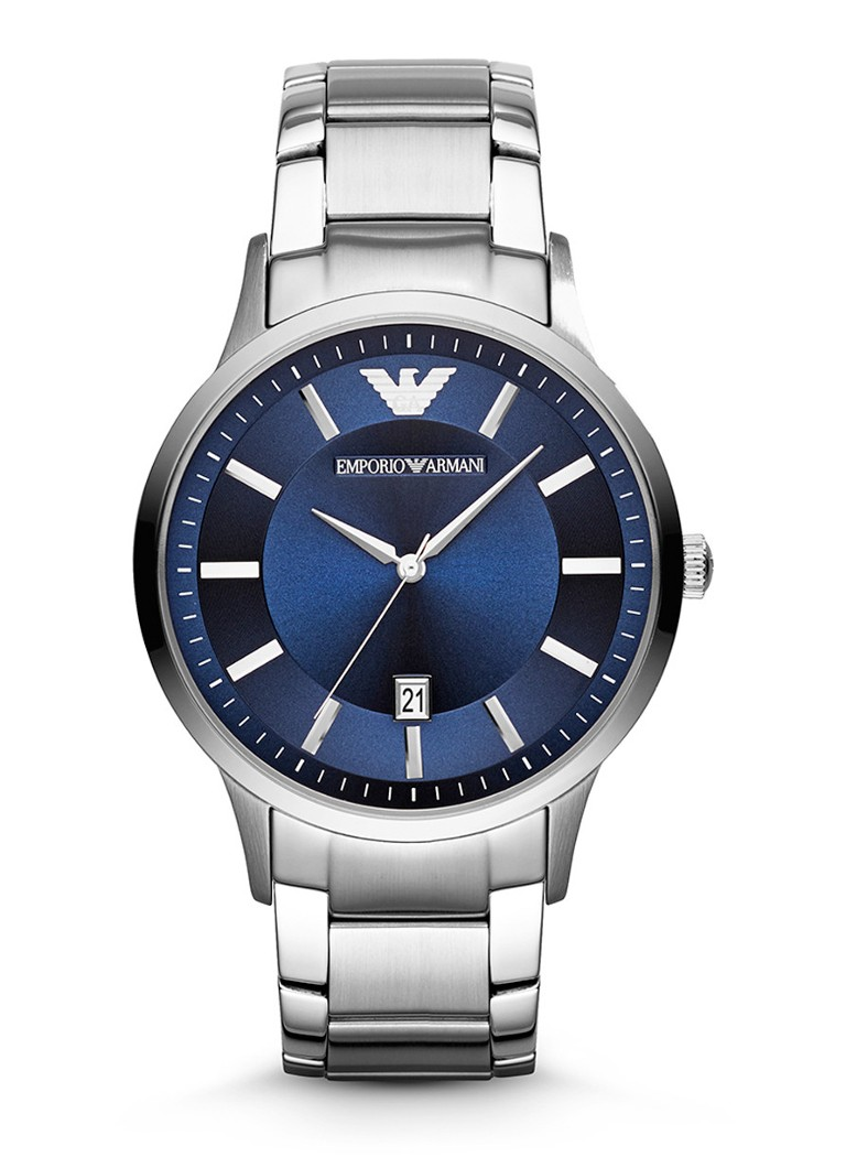 e70d1a720fb Armani Horloges voor heren • Gratis bezorging • de Bijenkorf
