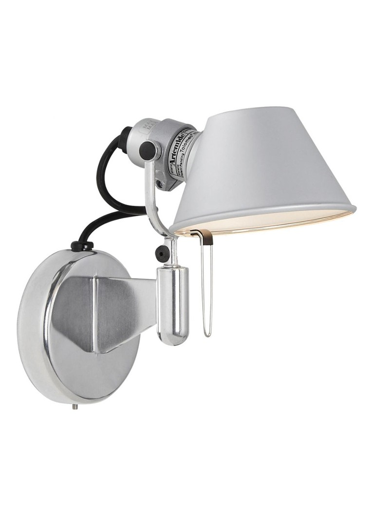 artemide tolomeo micro faretto wandlamp led de bijenkorf. Black Bedroom Furniture Sets. Home Design Ideas