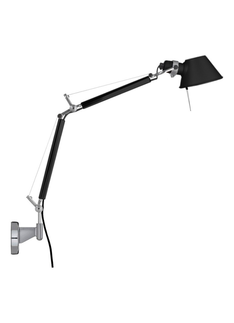 artemide tolomeo micro parete wandlamp de bijenkorf. Black Bedroom Furniture Sets. Home Design Ideas