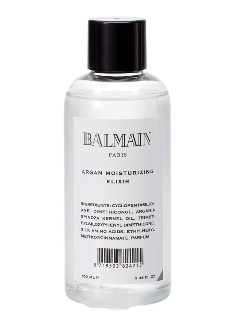 Balmain Paris Hair Couture - Argan Moisturizing Elixir - serum - null