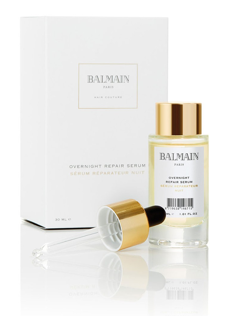 Balmain Paris Hair Couture - Overnight Repair Serum - null