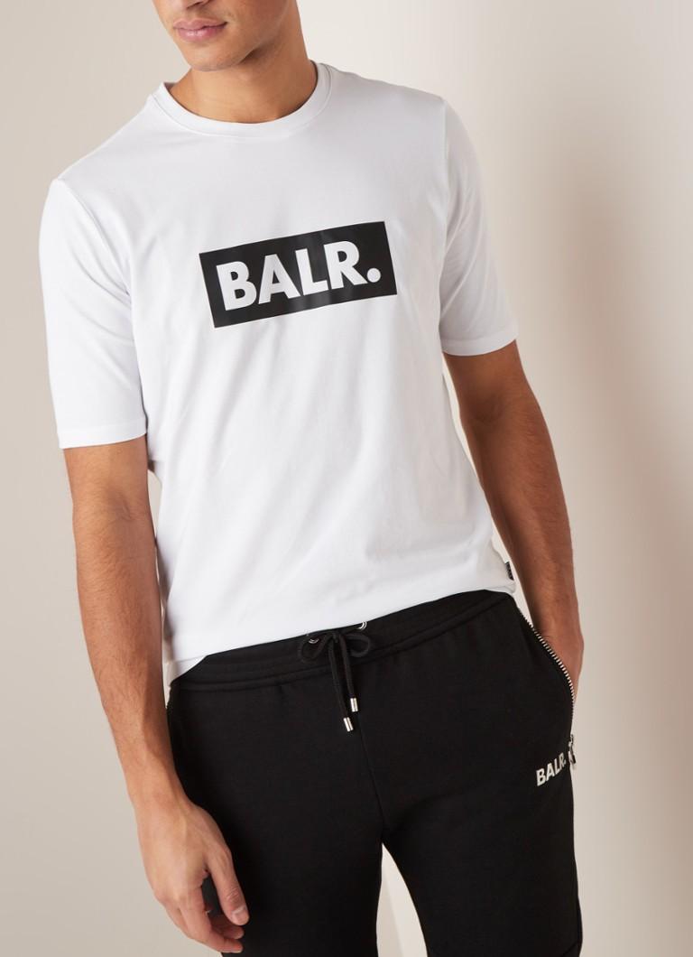 latest discount super popular the sale of shoes BALR. Club T-shirt met logoprint • de Bijenkorf