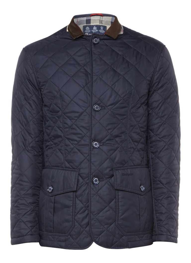 Barbour Sander quilted jack