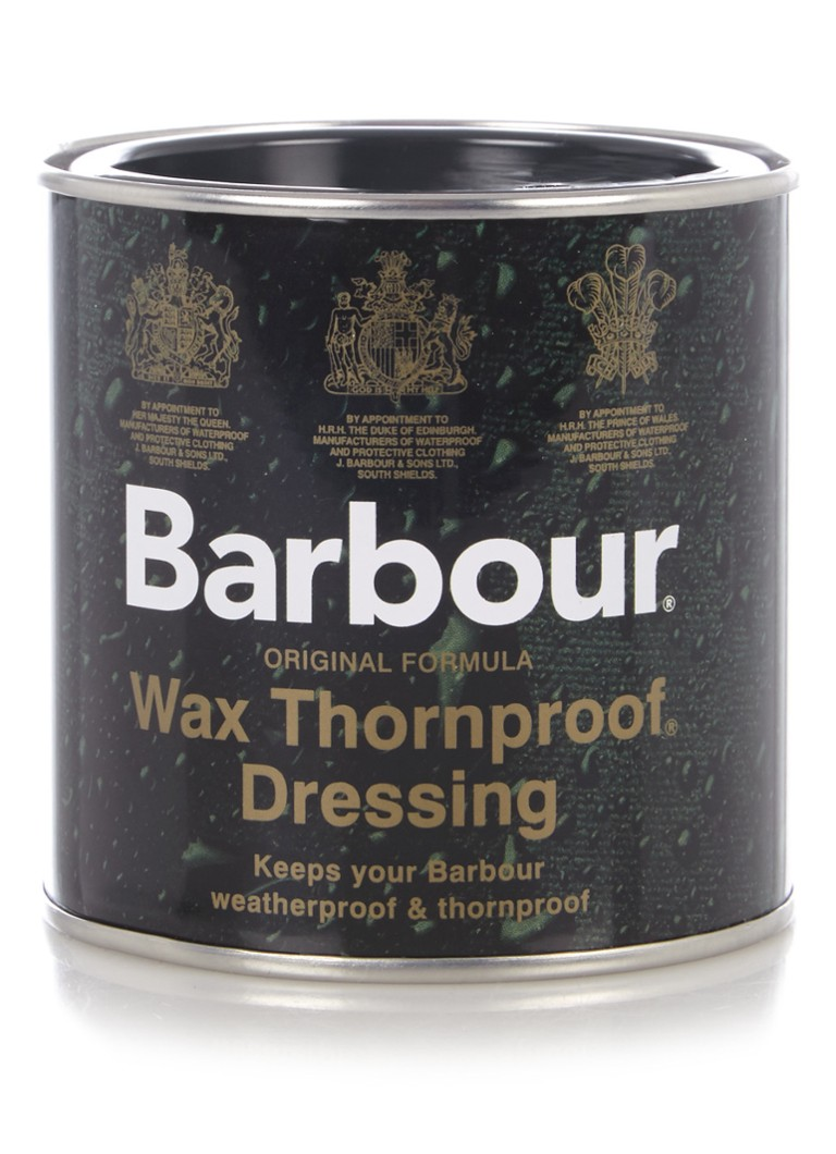 Barbour Wax Thornproof Dressing voor textiel 200 ml