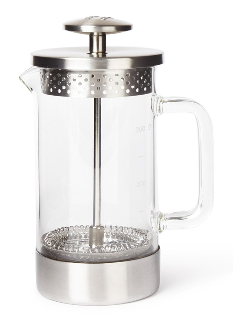 Barista & Co - Core cafetière 35 cl - Zilver