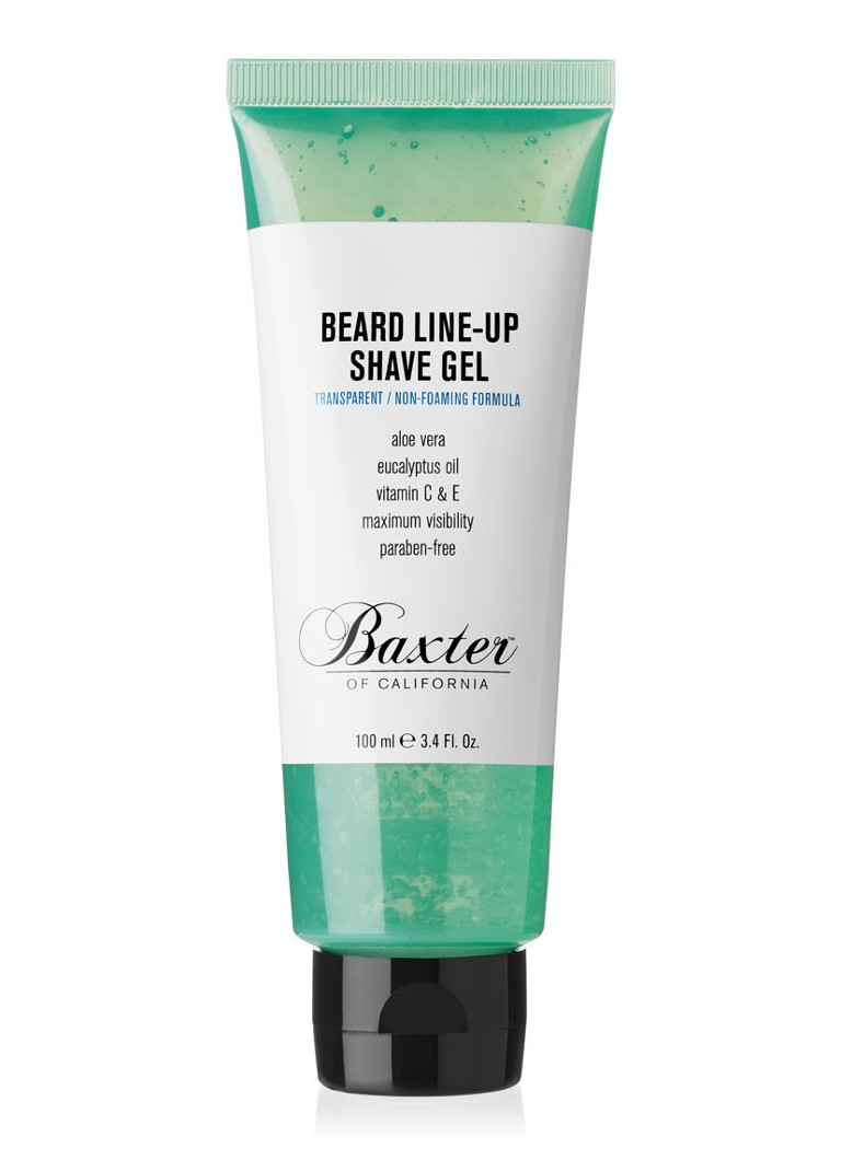 Baxter of California - Beard Line-Up Shave Gel - scheergel - null
