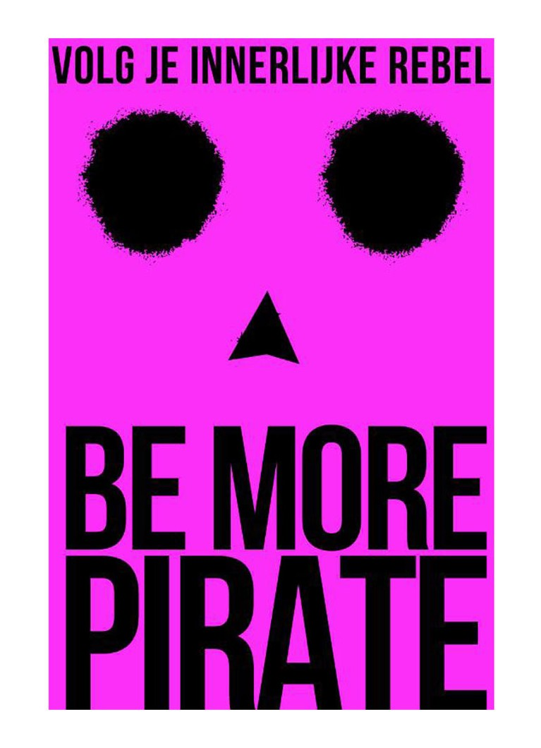 undefined - Be More Pirate - null
