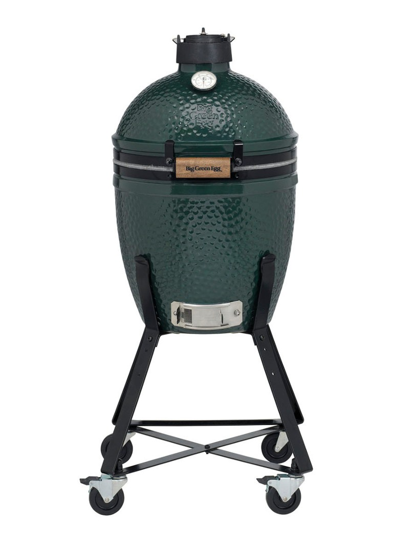 Big Green Egg - Small kamado barbecue met Nest onderstel  - Groen
