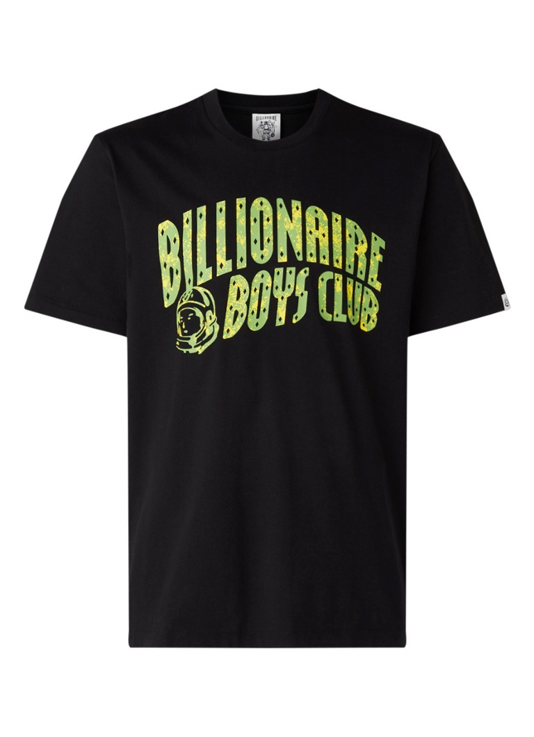 Billionaire Boys Club - T-shirt met logoprint - Zwart