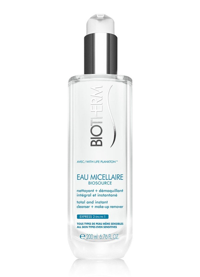 Biotherm - Biosource Eau Micellaire - micellair reinigingswater -