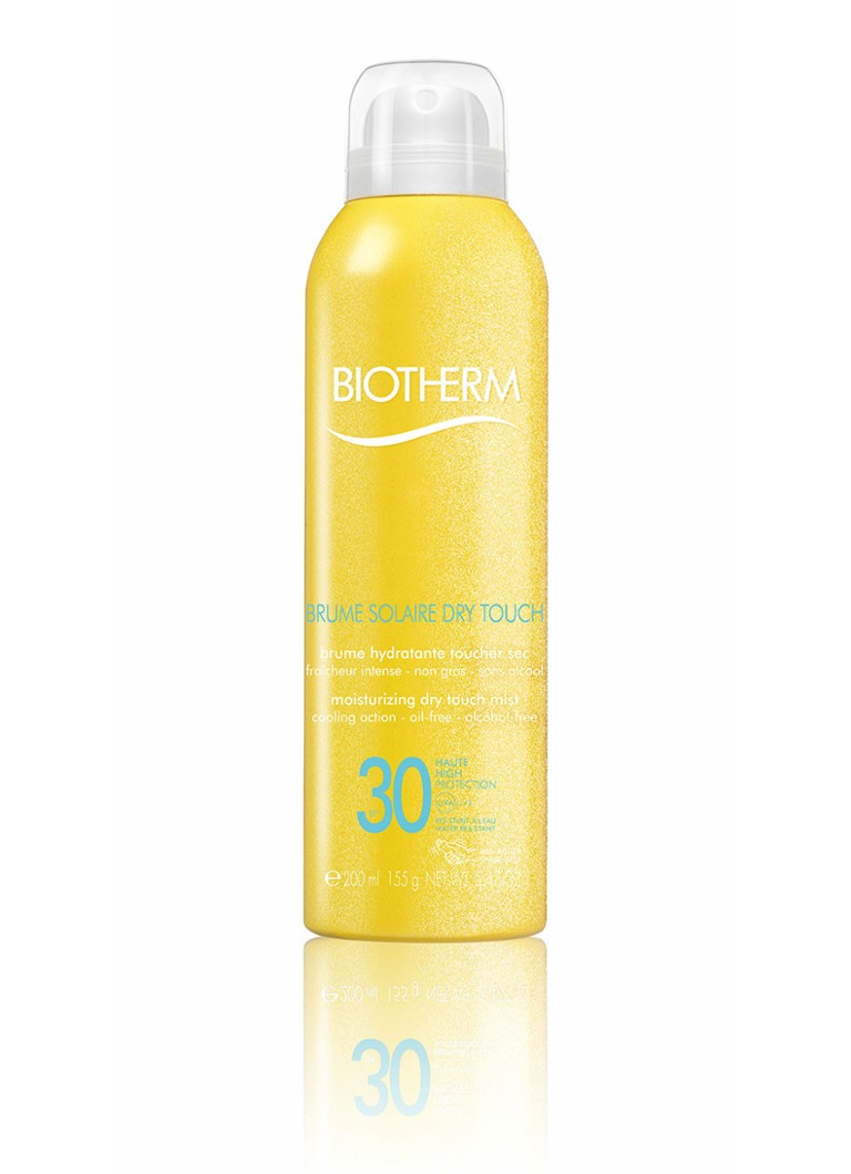 Biotherm - Brume solaire dry touch SPF 30 - zonnebrand -