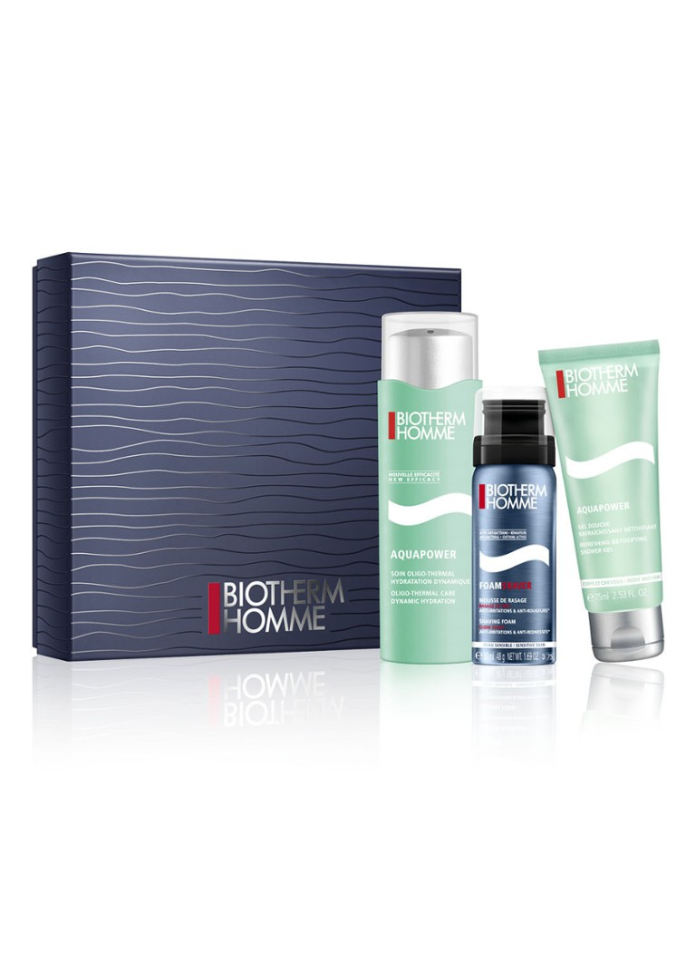 Biotherm - Homme Aquapower - Limited Edition verzorgingsset -