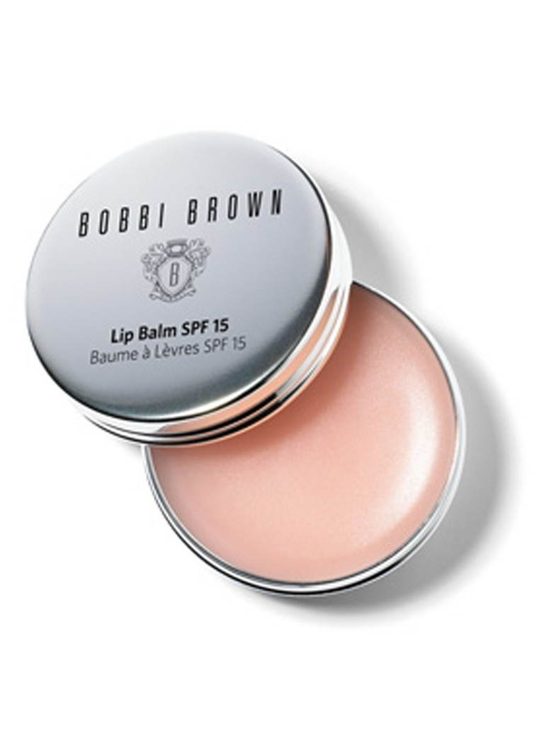 Bobbi Brown - Lip Balm SPF 15 - lipbalsem - null