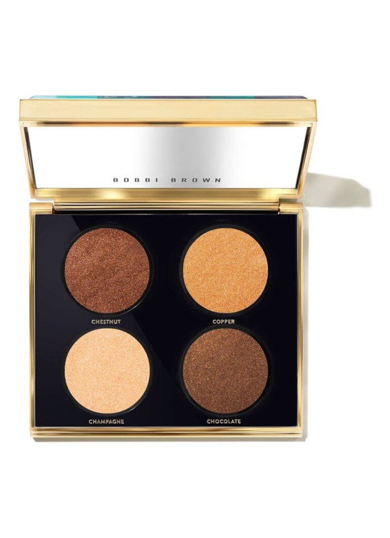 Bobbi Brown - Luxe Encore - Limited Edition oogschaduw palette - Chocolate