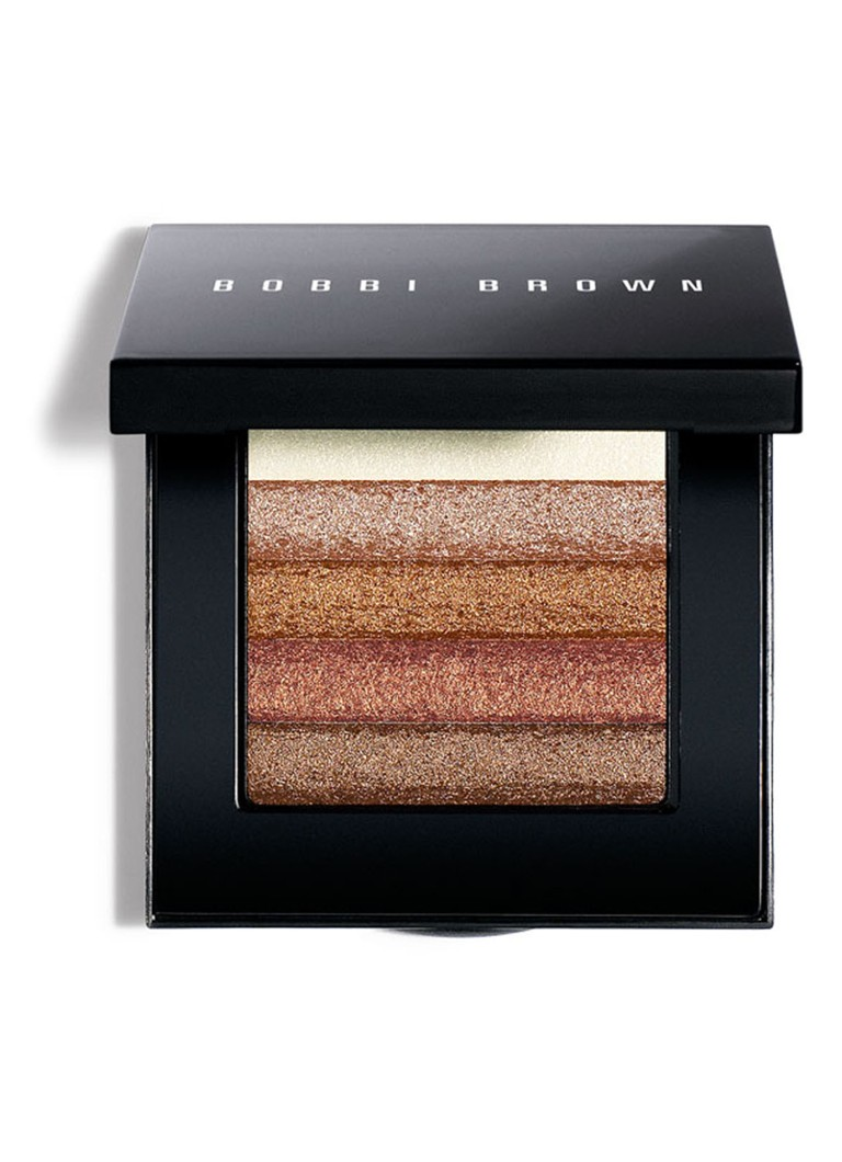 Bobbi Brown - Shimmer Brick Compact - highlighter - Bronze