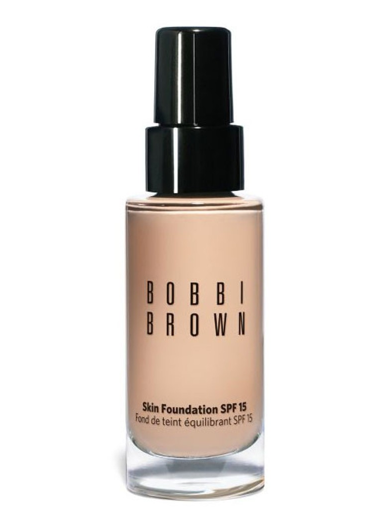 Bobbi Brown - Skin Foundation SPF 15 - 0.0 Alabaster