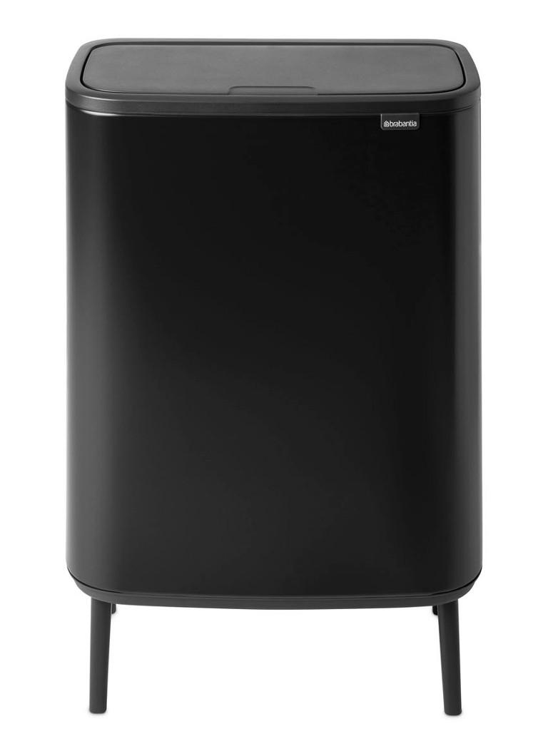 Brabantia Touch Bin 30 Liter Afvalemmer.Brabantia Bo Touch Bin Hi Recycle Duo Afvalemmer 2 X 30 Liter De Bijenkorf