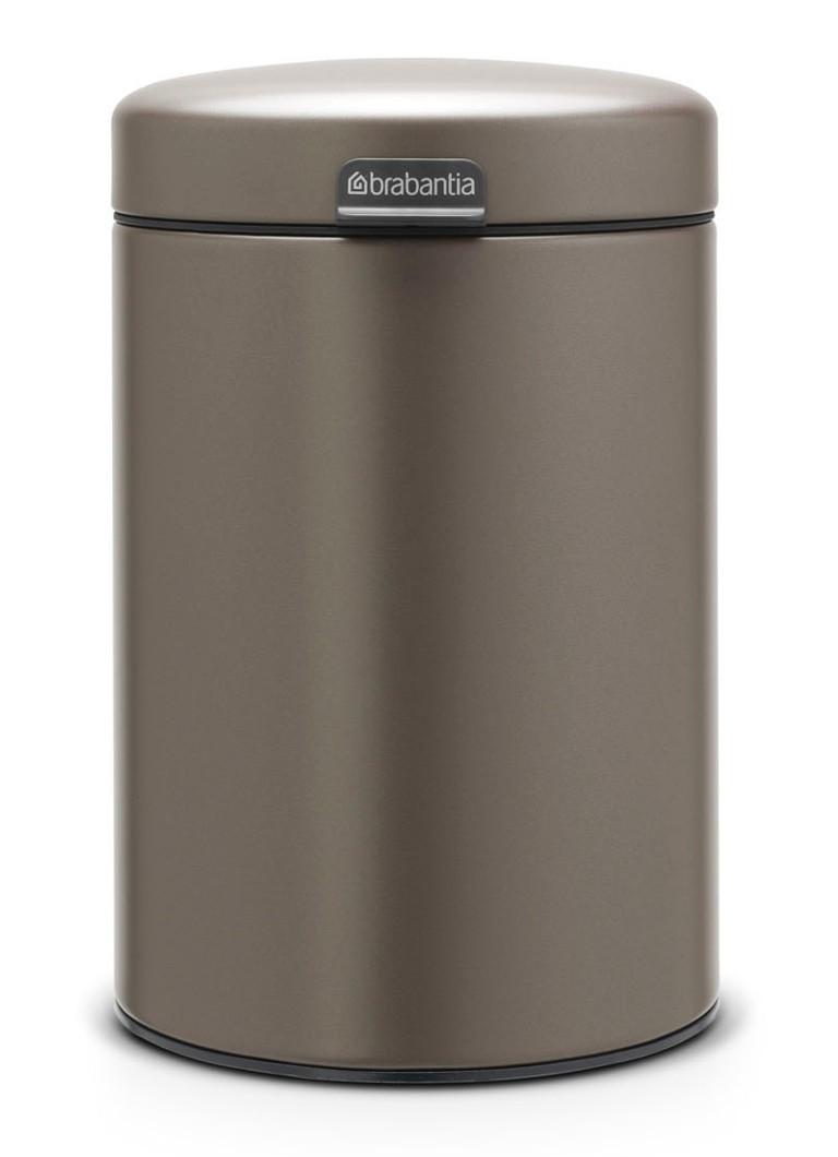 Brabantia Pedaalemmer 29 Liter.Brabantia Newicon Pedaalemmer 3 Liter De Bijenkorf