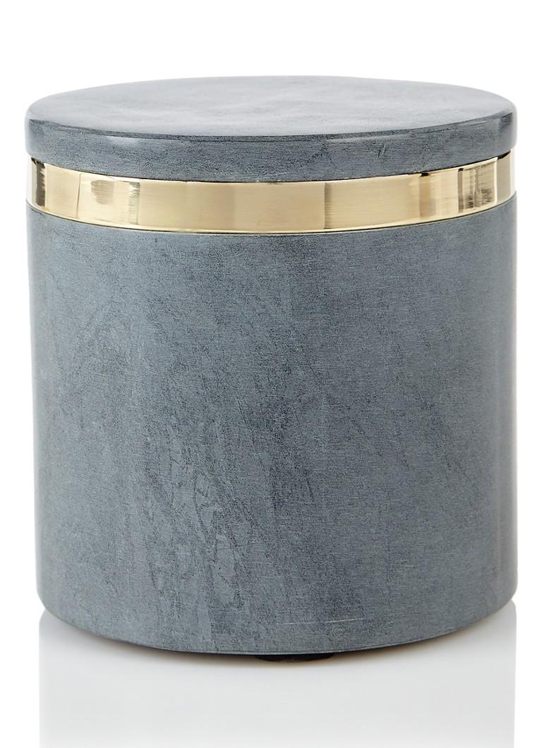 Pot Met Deksel.Broste Copenhagen Ring Pot Met Deksel 10 5 Cm De Bijenkorf