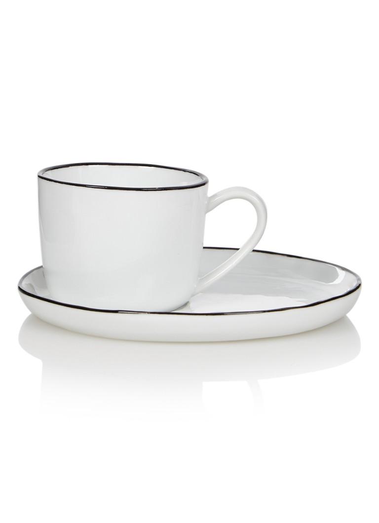 broste copenhagen salt espressokop en schotel 8 cl de. Black Bedroom Furniture Sets. Home Design Ideas