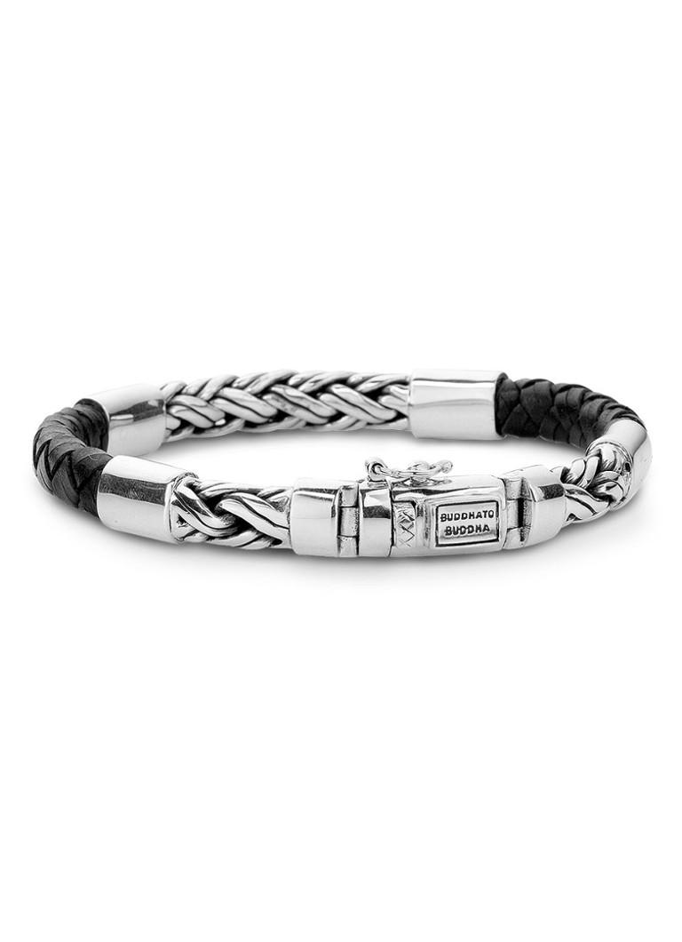 Buddha To Buddha Armband Leer.Buddha To Buddha Armband Katja Van Leer De Bijenkorf