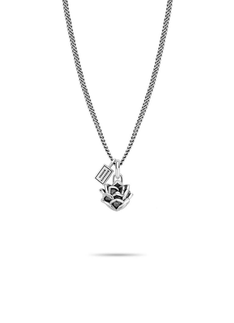 Buddha to Buddha Lotus XS hanger van zilver • de Bijenkorf