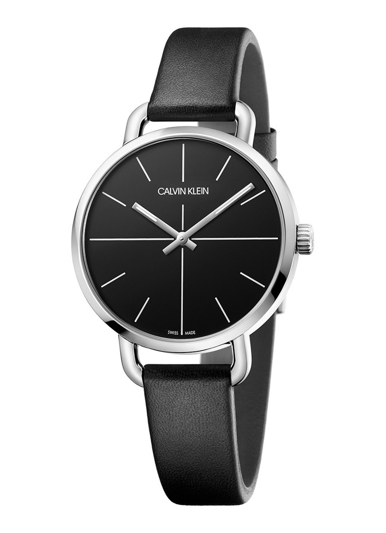 Calvin Klein - Even Extension horloge K7B231CZ -