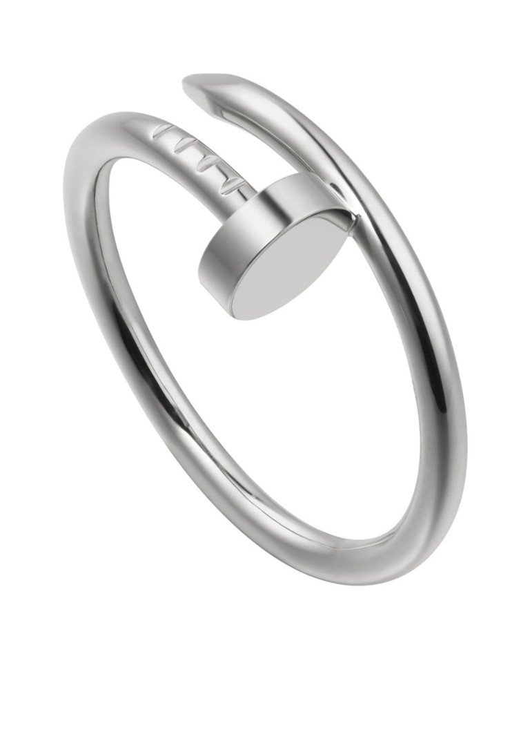 Cartier - Juste un Clou small ring van 18k witgoud CRB4226046 - Witgoud
