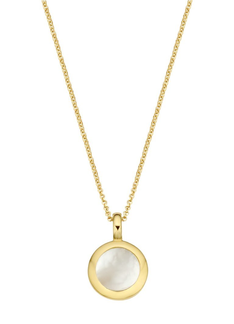 Casa Jewelry - Pommy Medium kettting verguld - Goud