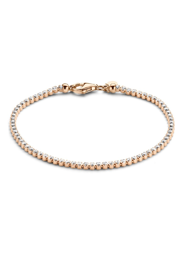 Casa Jewelry - Twinkle armband verguld - Zilver