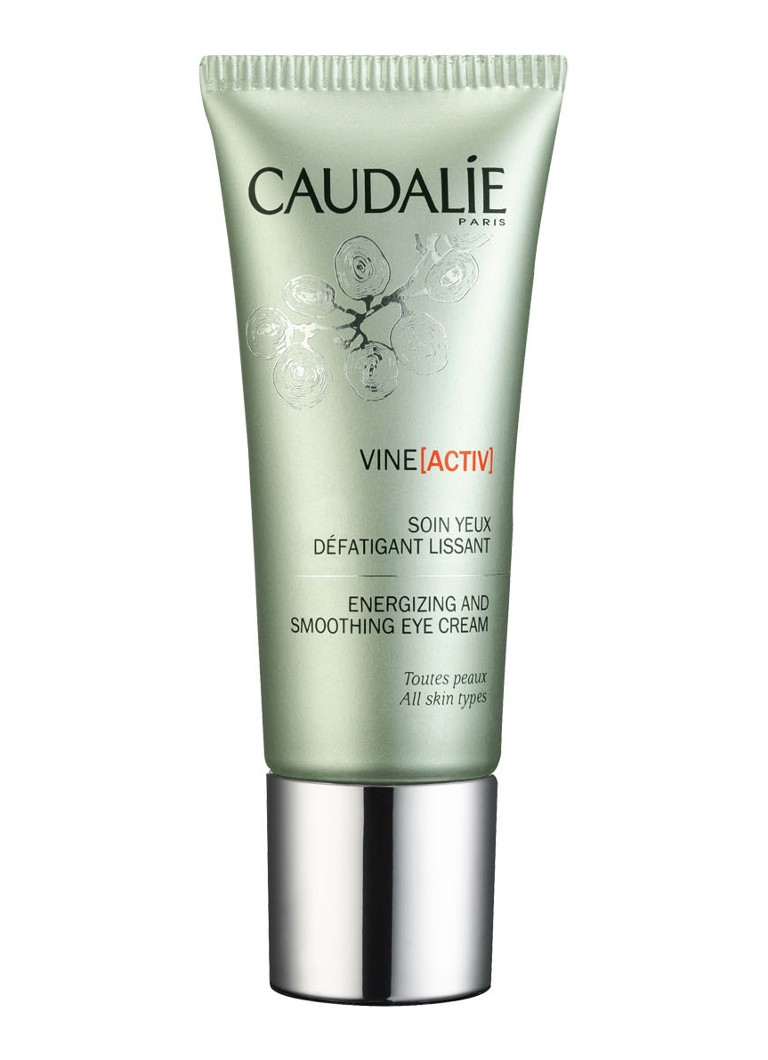 Caudalie - VineActiv Energizing and Smoothing Eye Cream - oogcrème - null