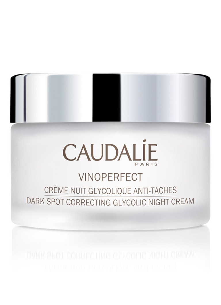 Caudalie - Vinoperfect Dark Spot Correcting Glycolic Night Cream - nachtcrème - null
