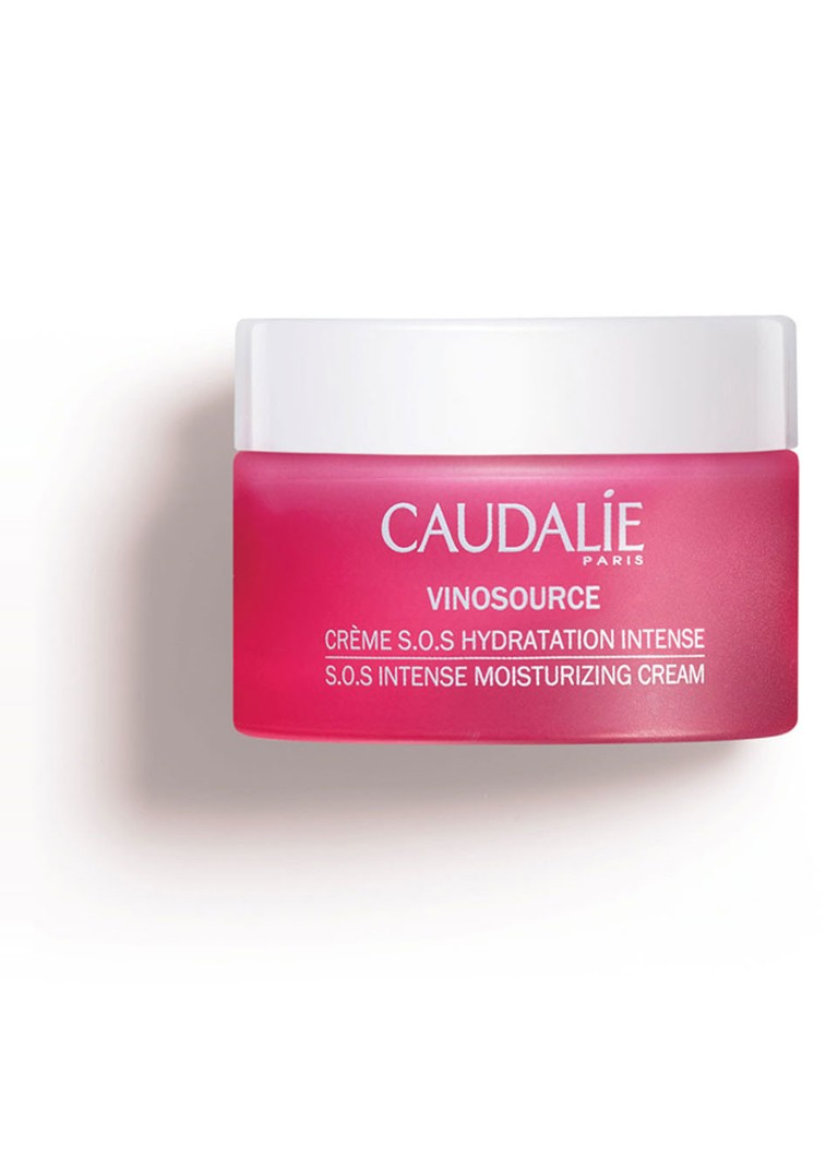 Caudalie - Vinosource SOS Intense Moisturizing Cream - dag- en nachtcrème - null