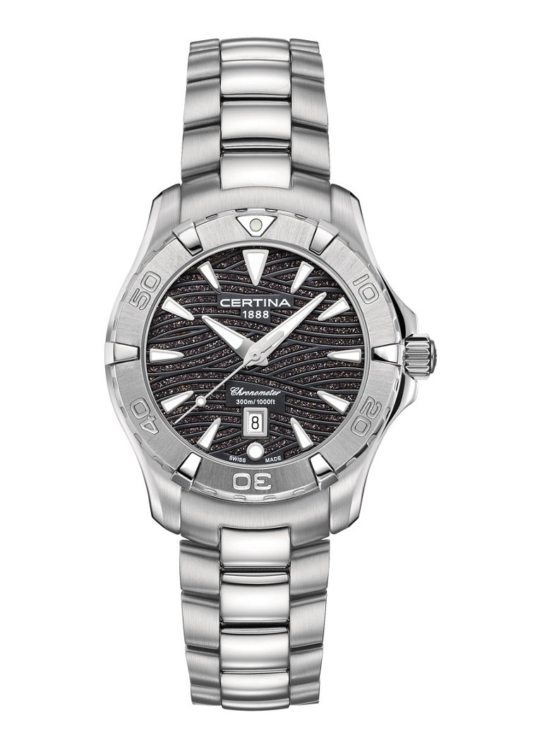 Certina - Certina Horloge DS Action C0322511105109 - Yes