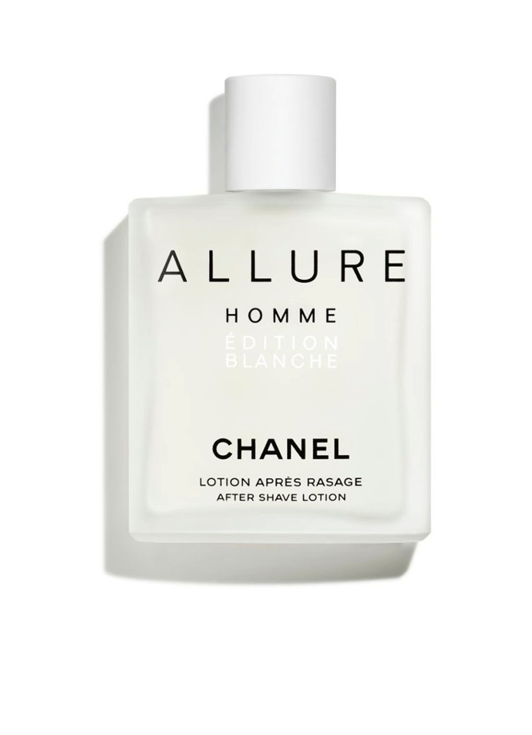 CHANEL - ALLURE HOMME ÉDITION BLANCHE AFTERSHAVE LOTION - null