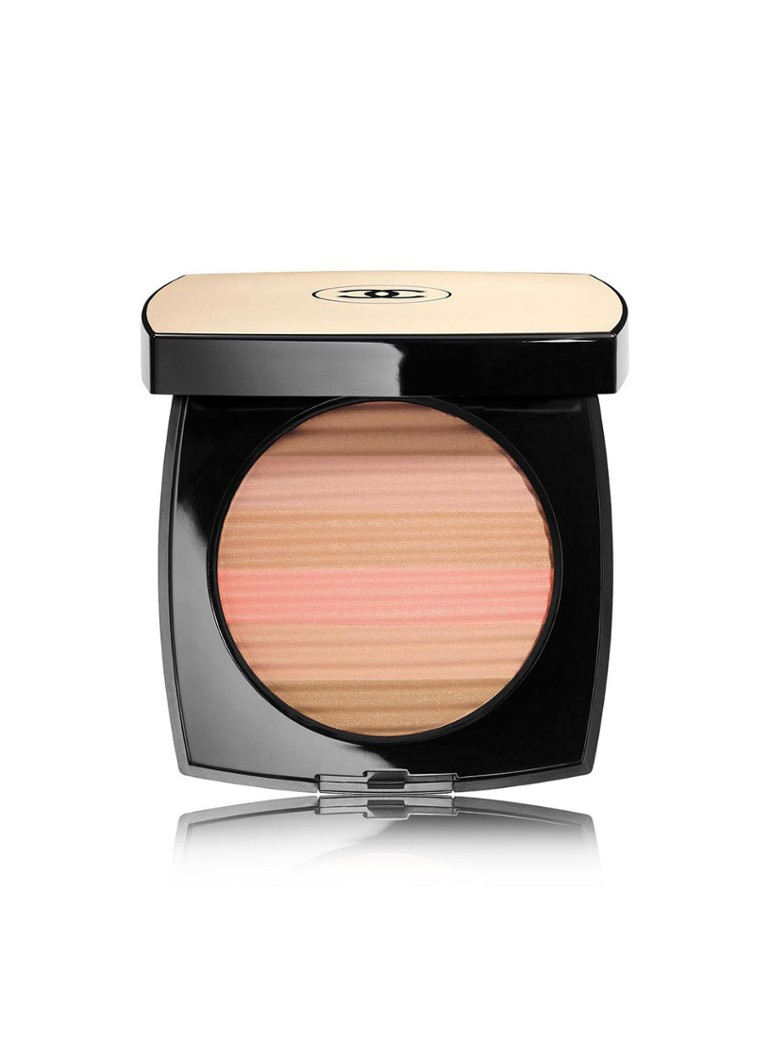 CHANEL - HARMONIE POUDRES LUMIÈRE BELLE MINE - bronzer - LIGHT