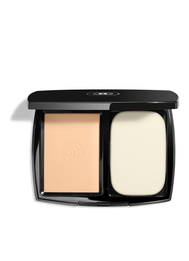 CHANEL - LE TEINT ULTRA TENUE - COMPACT FOUNDATION SPF15 - 20