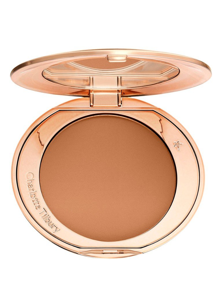 Charlotte Tilbury - Airbrush Flawless Finish - poeder - 4 Deep