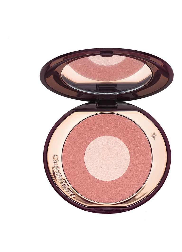 Charlotte Tilbury - Cheek to Chic Pillow Talk - Limited Edition blush - Pillow Talk