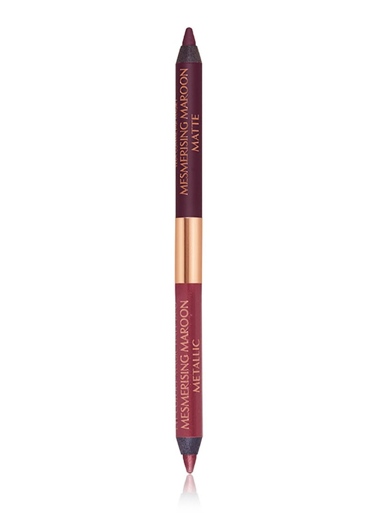Charlotte Tilbury - Eye Colour Magic Double Ended Eye Liner Mesmerising Maroon - Limited Edition eyeliner - Mesmerising Maroone