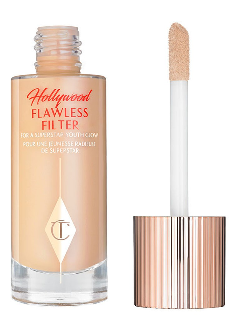 Charlotte Tilbury - Hollywood Flawless Filter - primer, highlighter & corrector - 3 Light/Medium