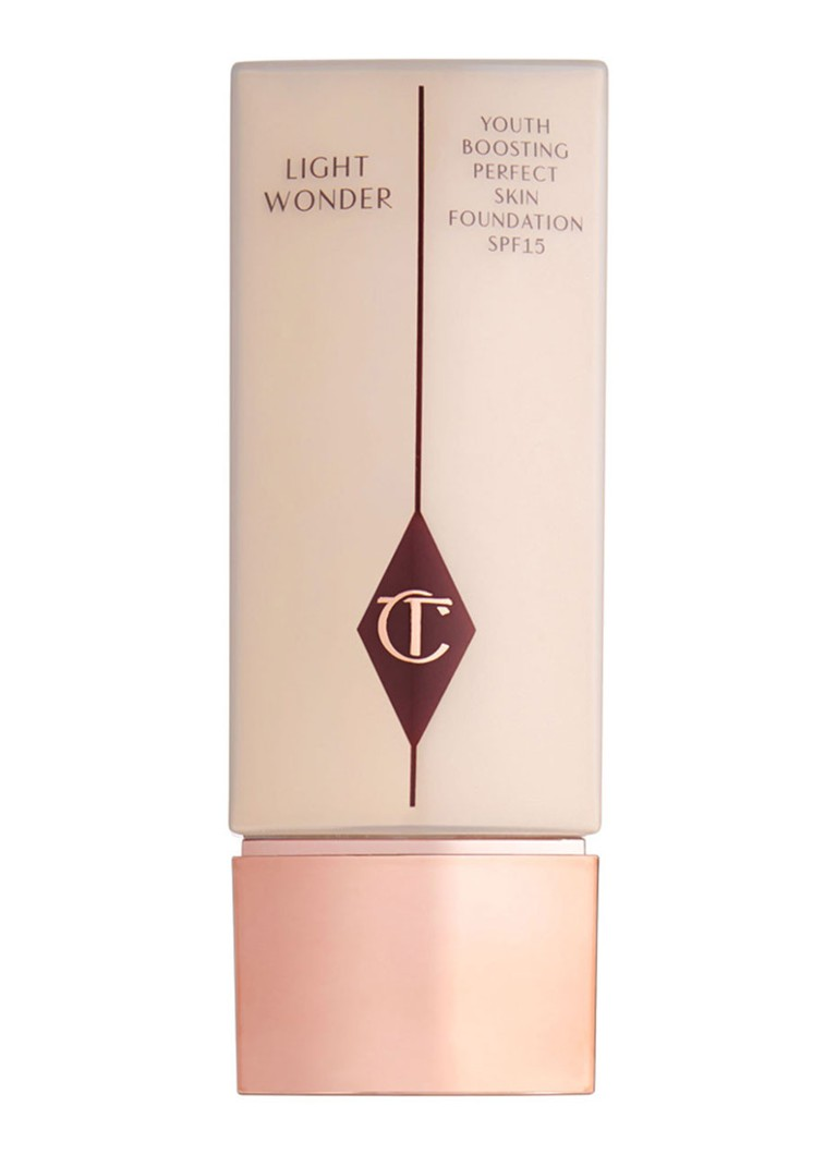 Charlotte Tilbury - Light Wonder SPF 15 - foundation - 1 Fair
