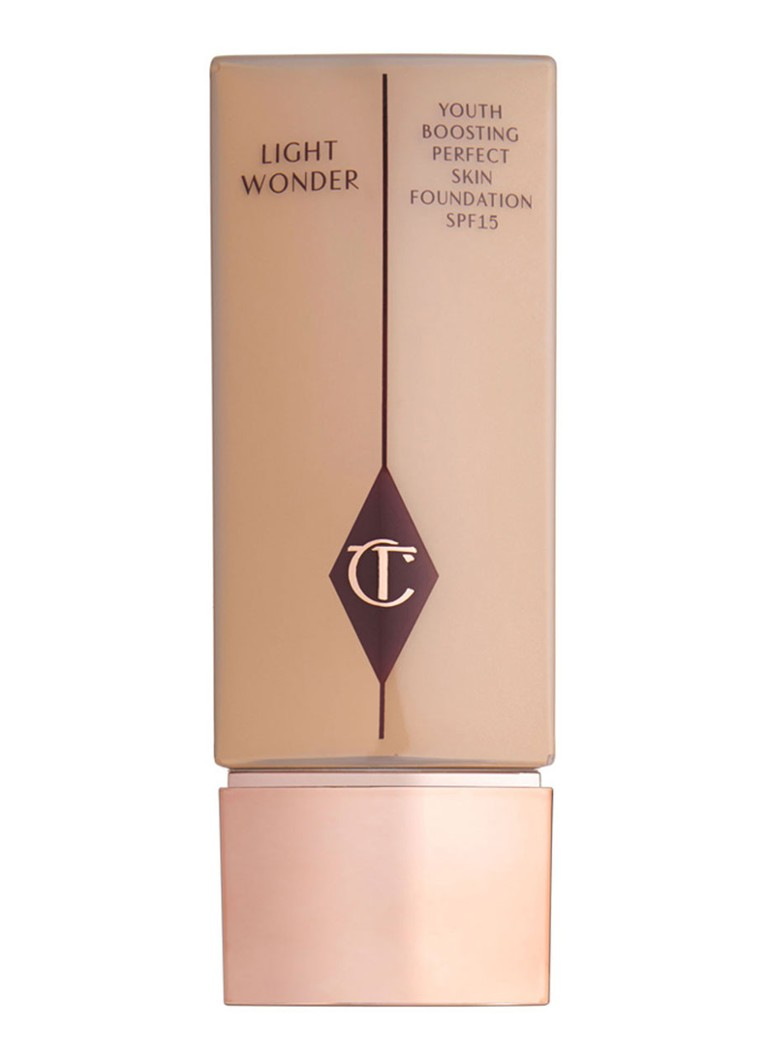Charlotte Tilbury - Light Wonder SPF 15 - foundation - 7 Medium
