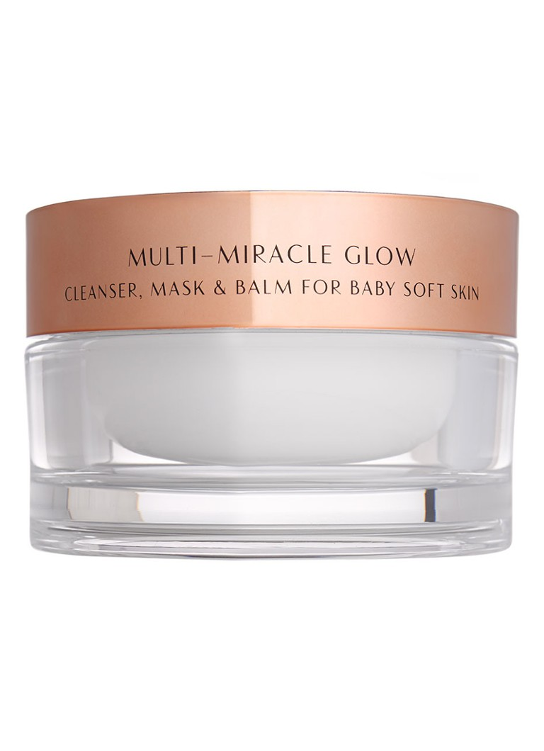 Charlotte Tilbury - Multi-Miracle Glow - 3-in-1 beauty balm - mini reinigingsbalm - null