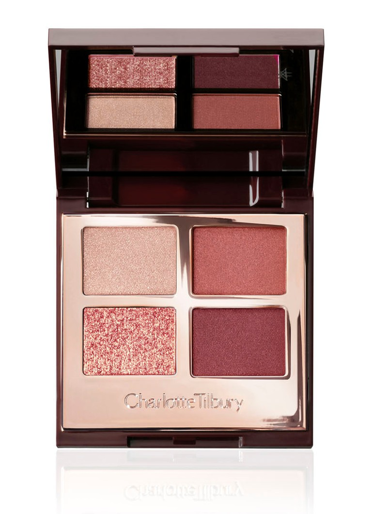Charlotte Tilbury - Walk of No Shame Luxury Palette - oogschaduwpalette - WALK OF NO SHAME