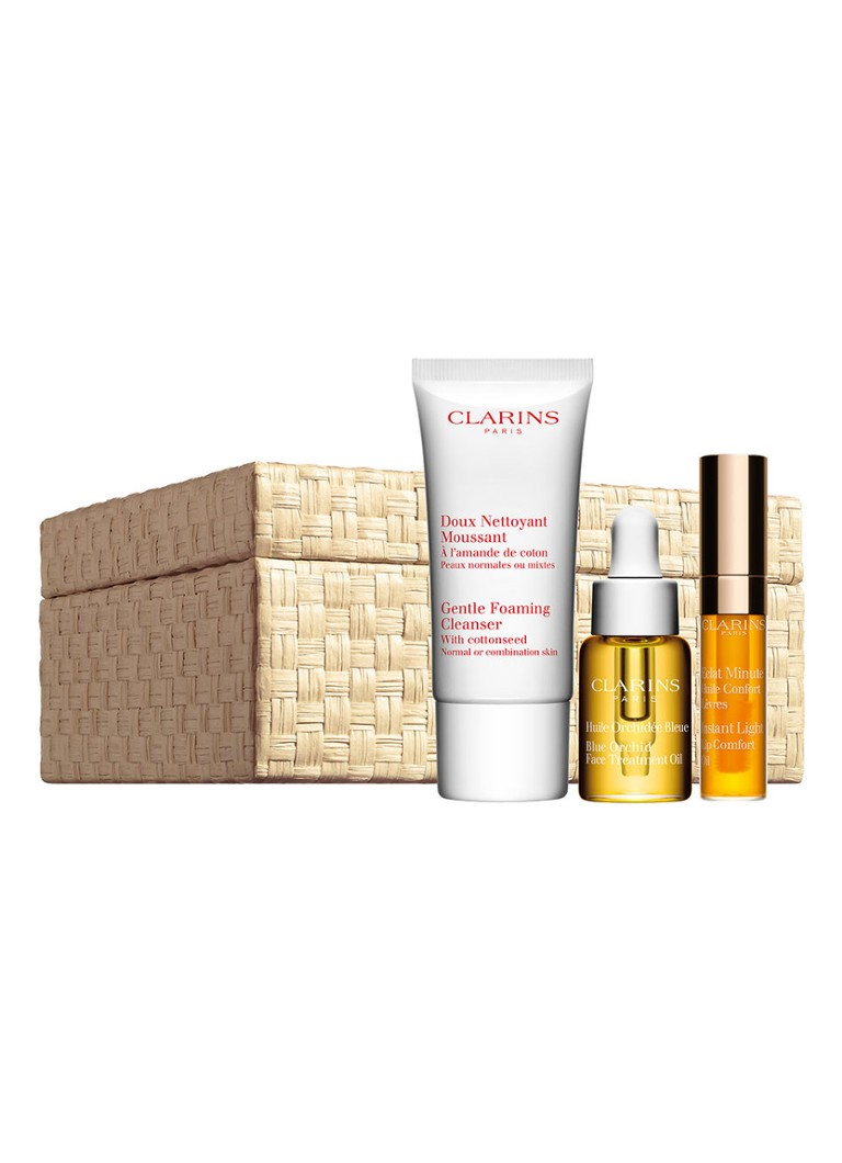 Clarins Beauty Purse met luxe miniaturen