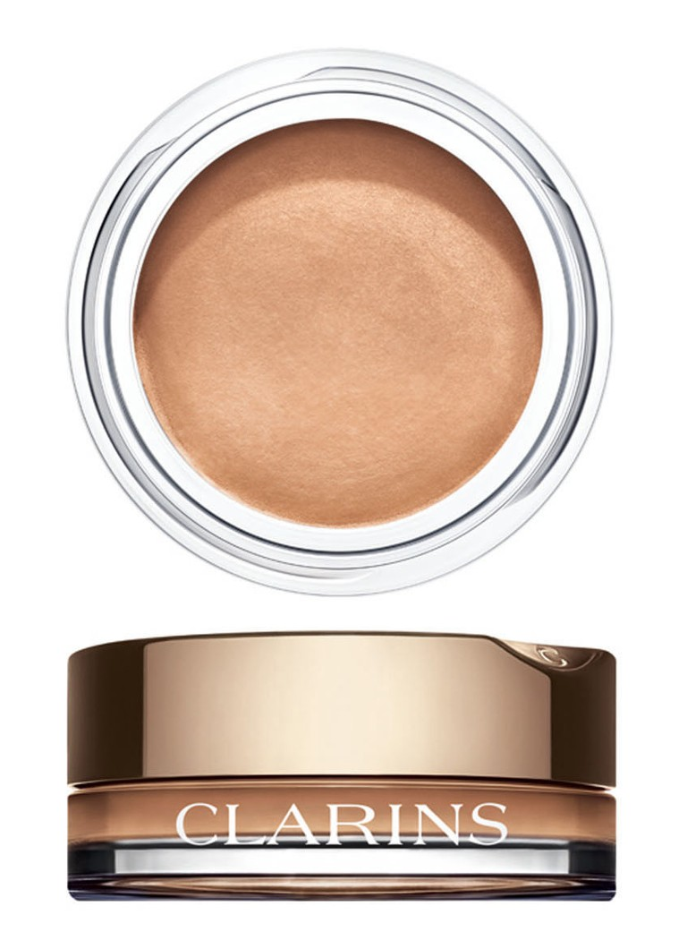 Clarins - Ombre Satin - oogschaduw - 07 glossy brown