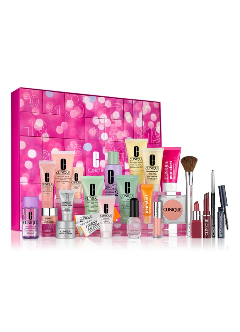 Clinique - Adventskalender Limited Edition  -