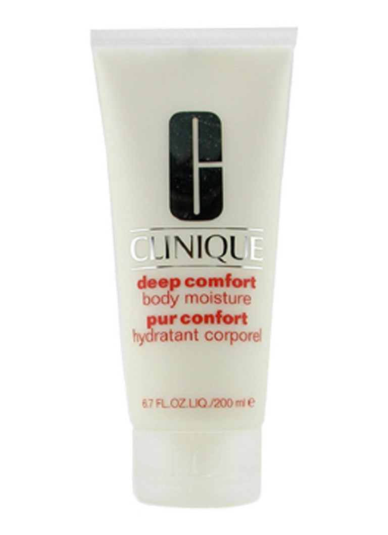 Clinique - Deep Comfort Bodymoisturizer Huidtype 1 - bodylotion -