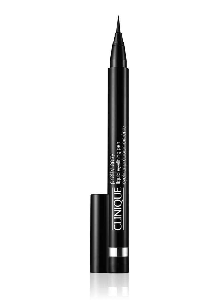 Clinique - Pretty Easy Liquid Eyelining Pen - eyeliner - 01 Black